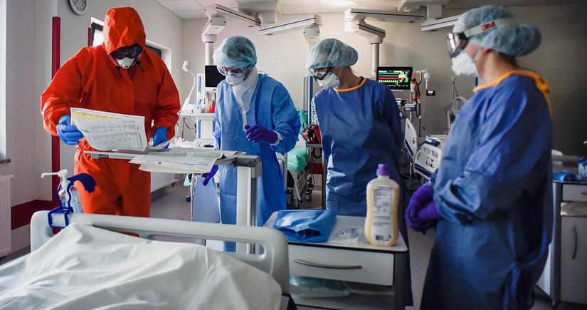 В Грузии за прошедшие сутки 39 человек умерли откоронавируса