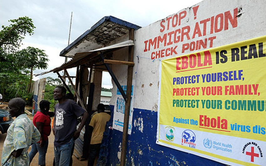 Ebola virusu qurbanlarının sayı 1350 nəfərə çatıb