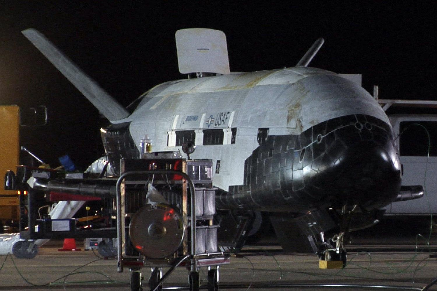 USA launches a secret spaceship today