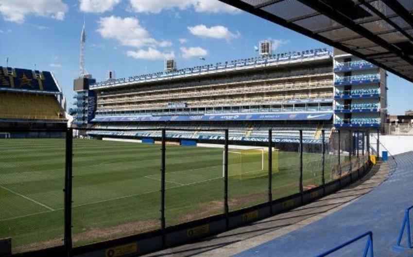 Стадион Бока Хуниорс эвакуирован из-за сообщения о заложенной бомбе