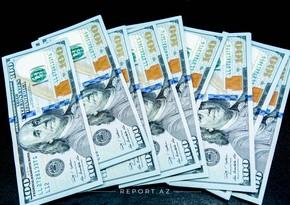 На валютном аукционе ЦБА спрос на доллар не изменился