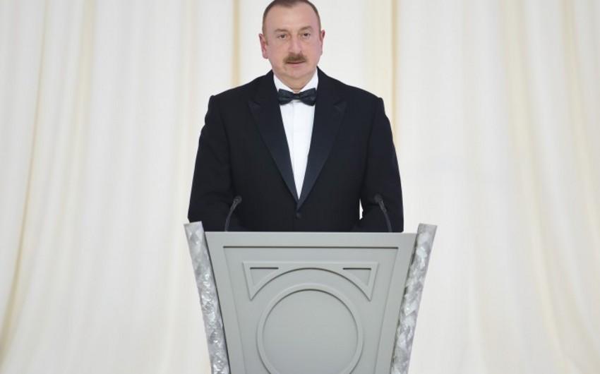 Azərbaycan Prezidenti: Biz prinsipial mövqeyimizdən heç vaxt bir addım geri atmırıq