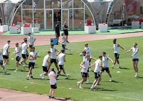 AVRO-2020: Uels millisi Türkiyə ilə oyuna hazırdır