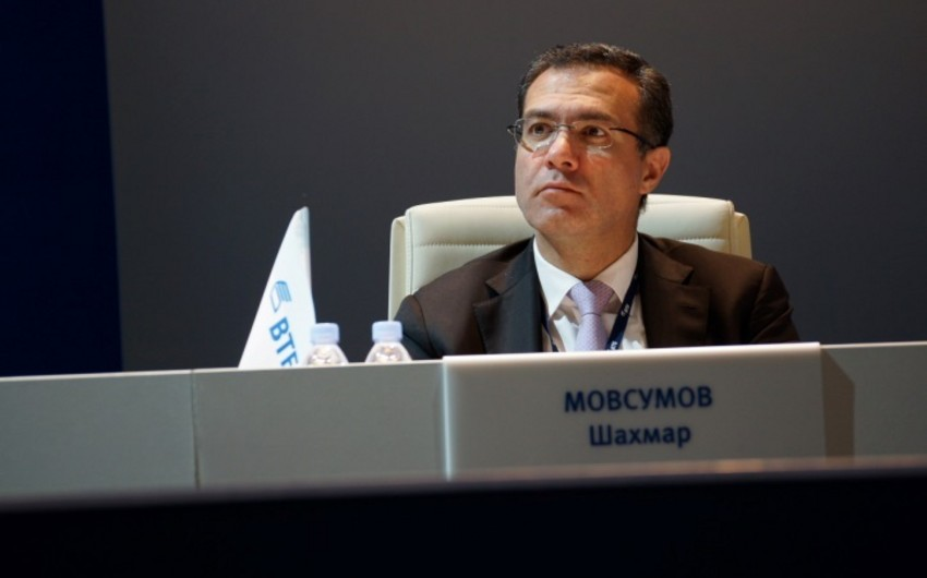 Şahmar Mövsümov yenidən VTB Bankın Müşahidə Şurasına namizəddir