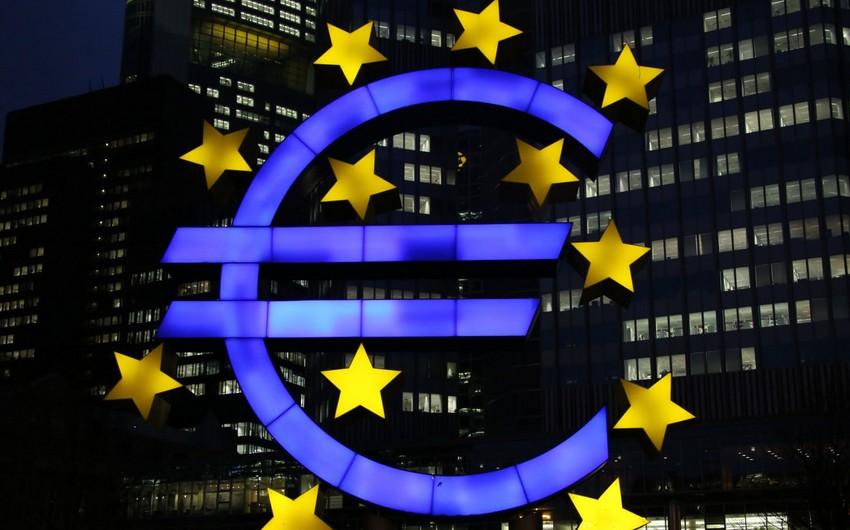 Avrozona iqtisadiyyatı 4%-dən çox kiçilib