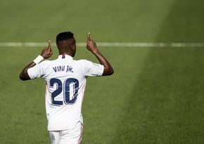 Real Madridin hücumçusu yeni rekord müəyyənləşdirdi