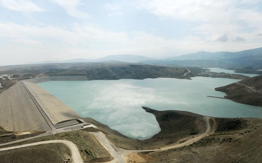 Обнародован объем запасов поверхностных вод в Азербайджане
