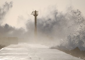 """""""Reuters"""": """"Eta"""" tropik fırtınası azı 5 nəfərin ölümünə səbəb olub"""