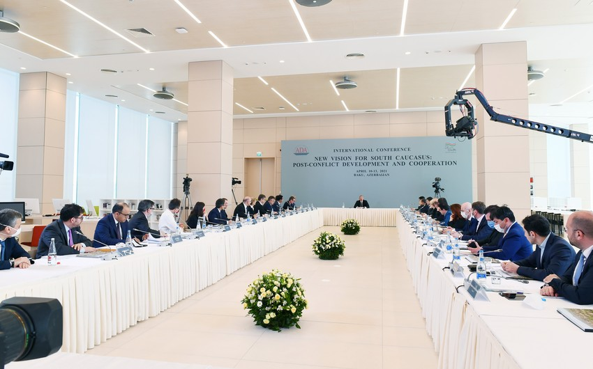Ilham Aliyev: In 3 years we plan to complete all major infrastructure projects