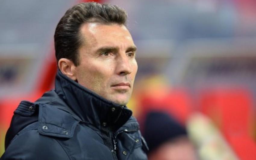 Erməni baş məşqçi azərbaycanlı futbolçunun çıxış etdiyi klubdan istefa verib