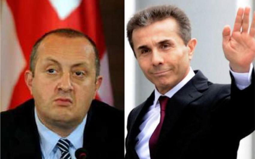 Gürcüstan prezidenti hökumətə müxaliflik etməkdə günahlandırılıb