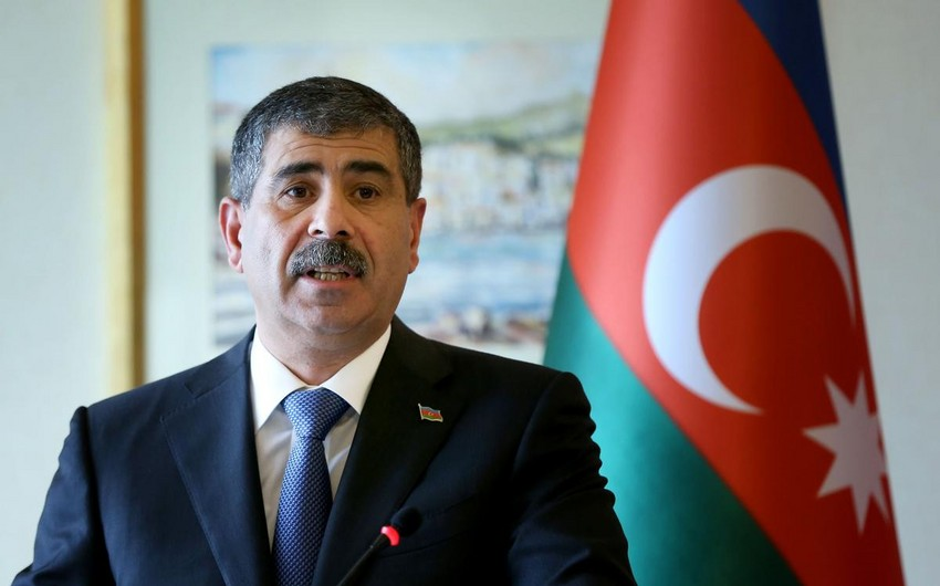 Azerbaijan Defense Minister to pay working visit to Belarus