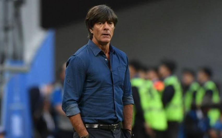 Йоахим Лёв: Сборная Германии не заслужила выхода из группы на ЧМ-2018