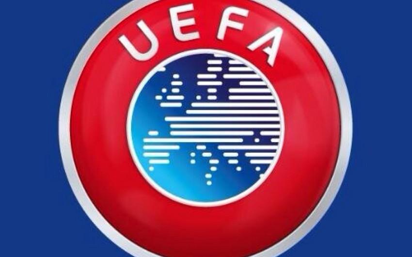AFFA rəsmiləri UEFA prezidenti ilə görüşə yollanıb