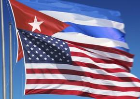 ABŞ kubalı nazirə qarşı sanksiya tətbiq edib
