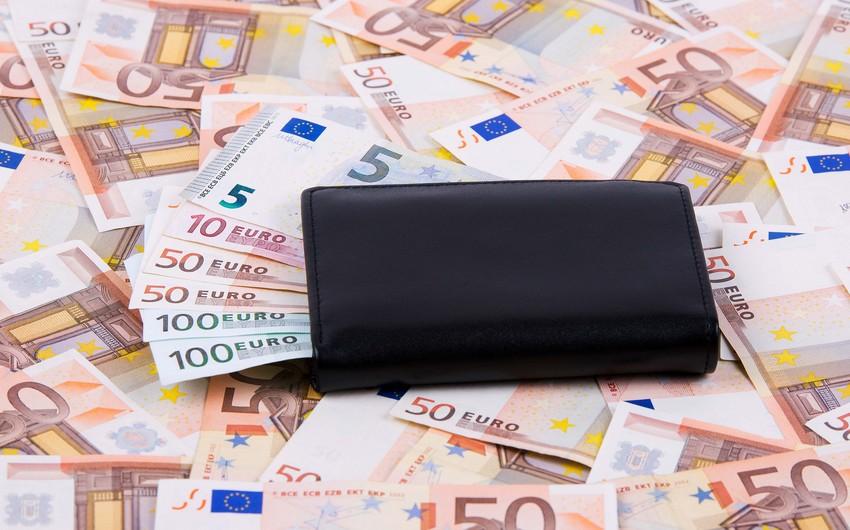 Almaniya ÜDM-nin azalması avronu cüzi ucuzlaşdırdı