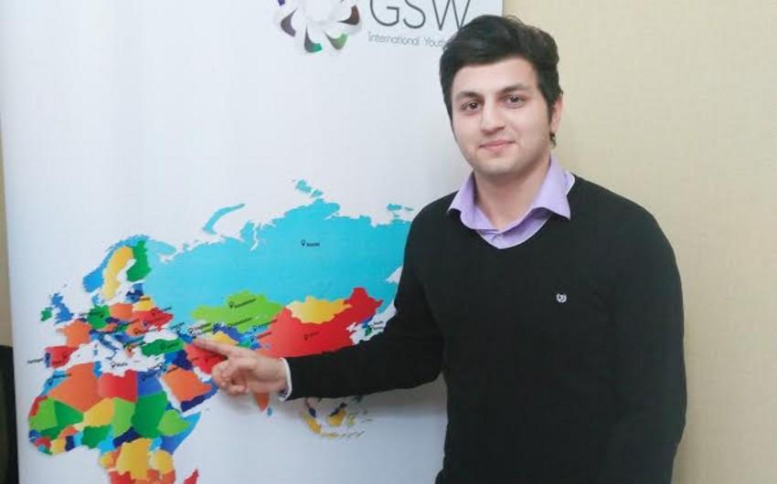 Azərbaycanlı gəncin videosu dünya üzrə ilk 10-luqda yer alıb - VİDEO