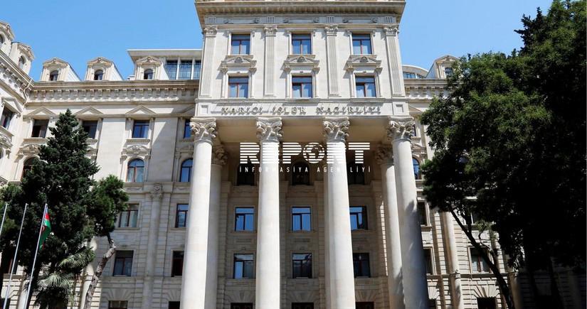 МИД Азербайджана предупредил Францию и Канаду