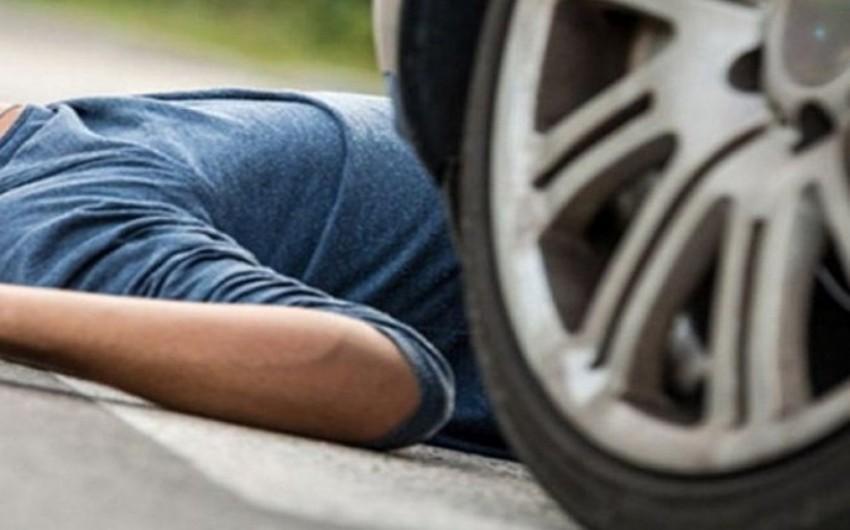 Yolu keçən piyadanı avtomobil vurub öldürdü