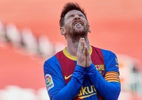 Месси впервые за 15 лет не смог забить мадридским клубам