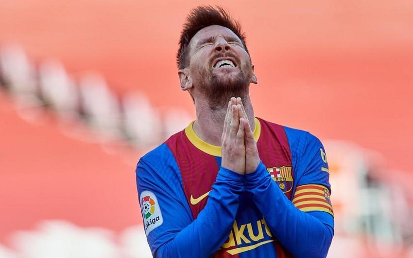 Barselonanın Messiyə yeni müqavilə təklif edəcəyi vaxt müəyyənləşdi