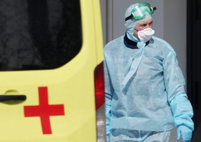 Russia's COVID death toll exceeds 115,000