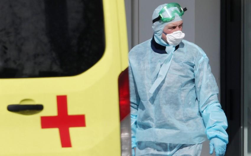 В России выявили 8554 новых случая заражения коронавирусом