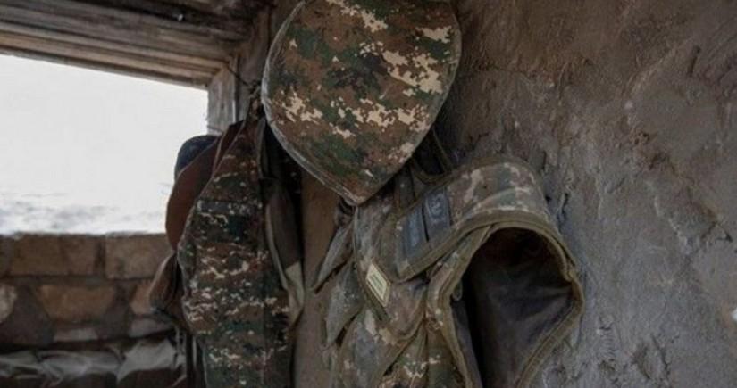 Qarabağda Ermənistan hərbçisi ölüb