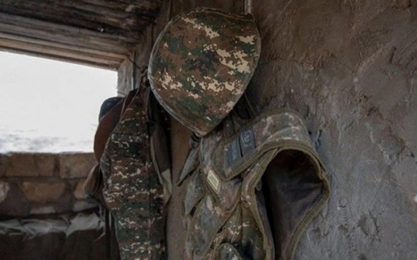 Qarabağda Ermənistanın daha bir hərbçisi ölüb