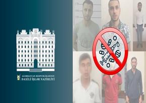 Задержаны лица, пропагандирующие наркотики в TikTok - ВИДЕО