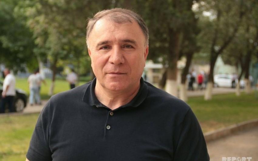 Искендер Джавадов: В награждении за ничью с Хорватией нет ничего особенного