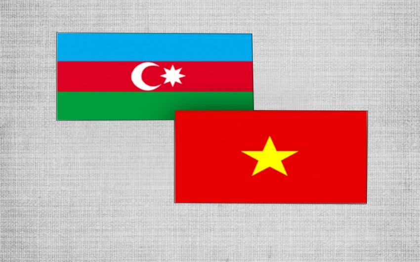 """Nguyen Vu Ha Len və Nghiem Vu Khaiy """"Tərəqqi"""" medalı ilə təltif ediliblər"""