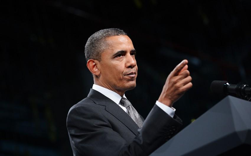 Обама назвал штурм Капитолия великим позором для США
