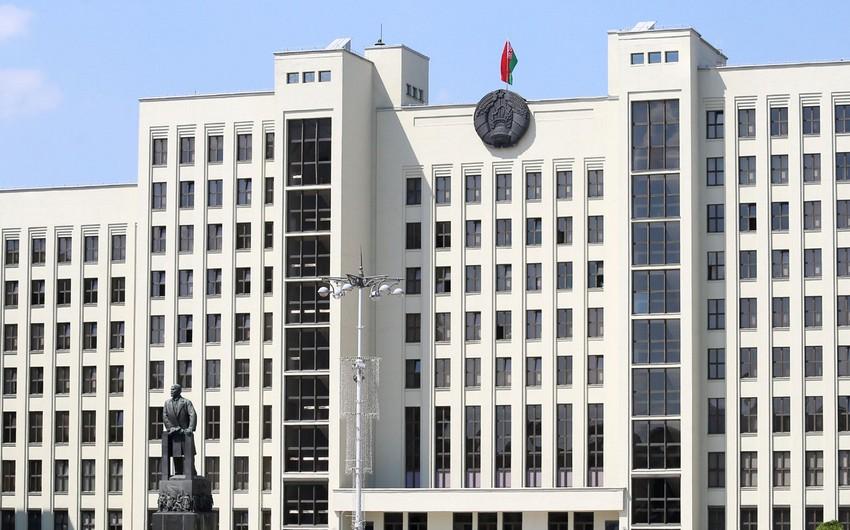 Belarusda hökumət istefa verdi