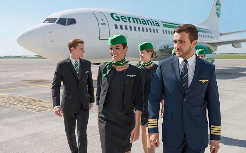 Germania aviaşirkəti müflis olub