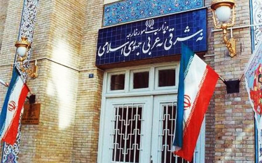 İran XİN: BMT Təhlükəsizlik Şurasının qərarı ballistik raketlərin istehsalını məhdudlaşdırmır