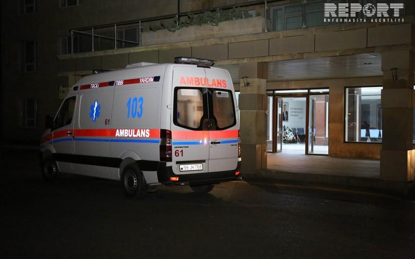 Goranboyda piyadanı maşın vuraraq öldürüb, yaxınları yolu bağlayıblar - YENİLƏNİB