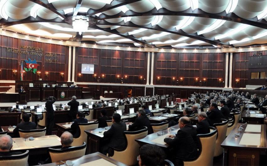 Обнародован график приема граждан руководителями комитетов Милли Меджлиса