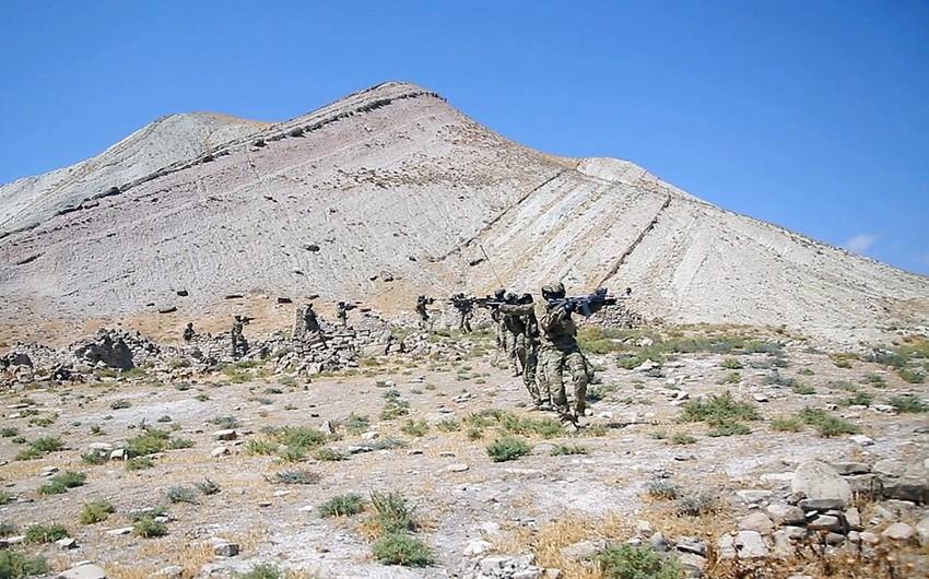 Спецназовцы Азербайджана, Турции и Пакистана выполнили боевые задачи в различных условиях