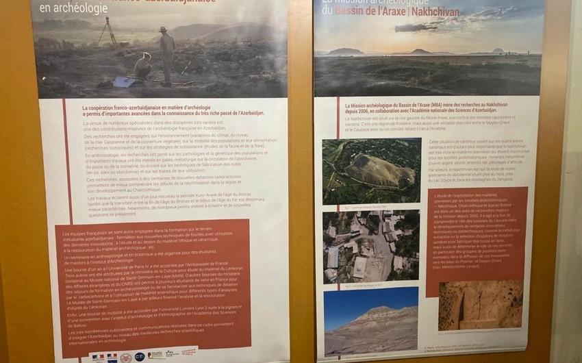 Fransada Azərbaycan arxeologiyasına həsr olunan konfrans keçiriləcək