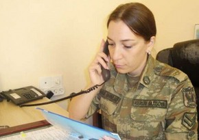 Единственная женщина-шехид Отечественной войны Араста Бахышова посмертно удостоена медалью