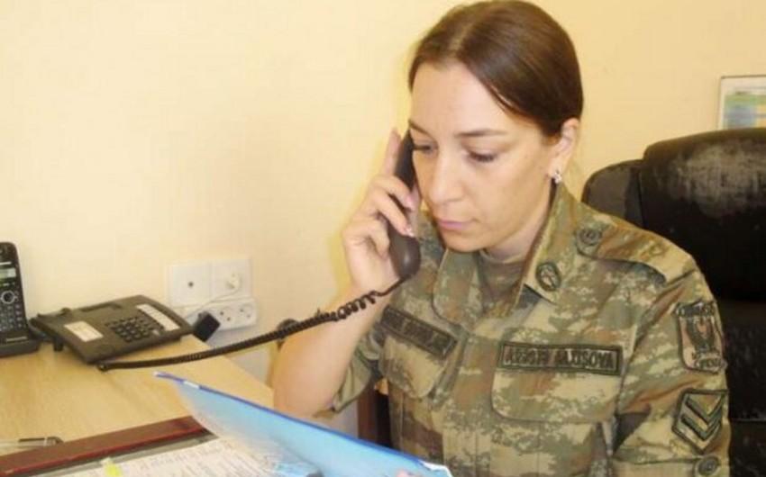 """Arəstə Baxışova beynəlxalq """"Florens Naytinqeyl"""" medalına layiq görülüb"""