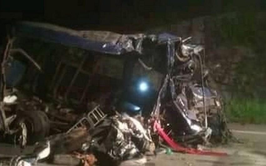 Kotdivuarda 23 nəfər yol qəzasında ölüb