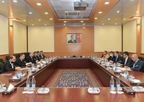 Азербайджан и Ирак обсудили сотрудничество в области ИКТ