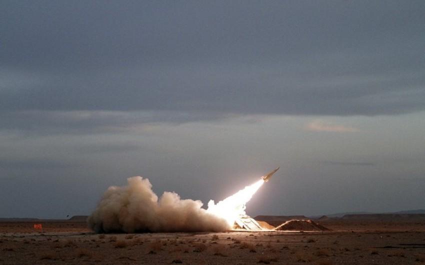 Suriya ordusu iki hərbi bazaya endirilmiş raket zərbələrini dəf edib - YENİLƏNİB