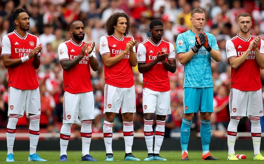 Arsenalın avrokubok matçına 2 000 azarkeş buraxılacaq