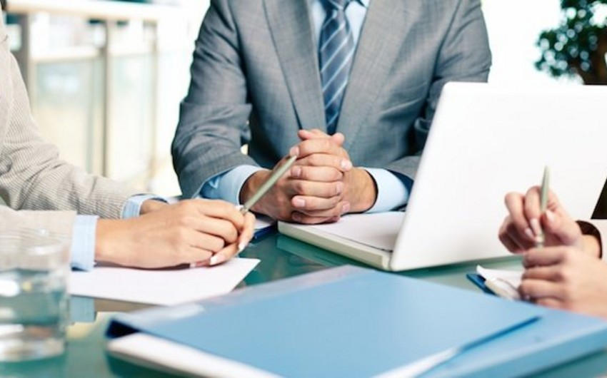 SKMF Goranboyda sahibkarlardan investisiya layihələrinin qəbuluna başlayıb