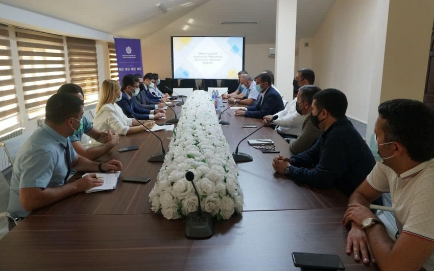 При участии журналистов состоялись обсуждения законопроекта О медиа
