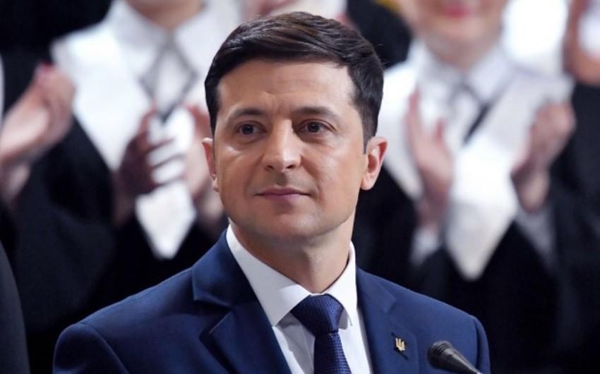 Ukrayna prezidenti Bakıya səfər edəcək