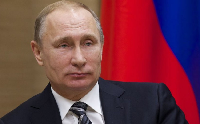 Rusiya prezidenti: İpək yolu boyunca dəmiryolu xəttinin çəkilməsi müzakirə edilir